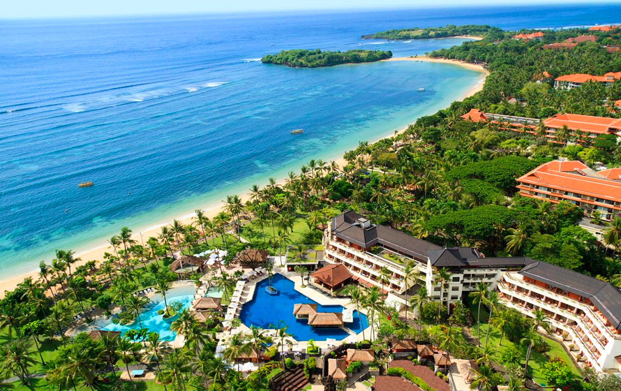 Nusa Dua Beach Hotel & Spa ホテル イメージ