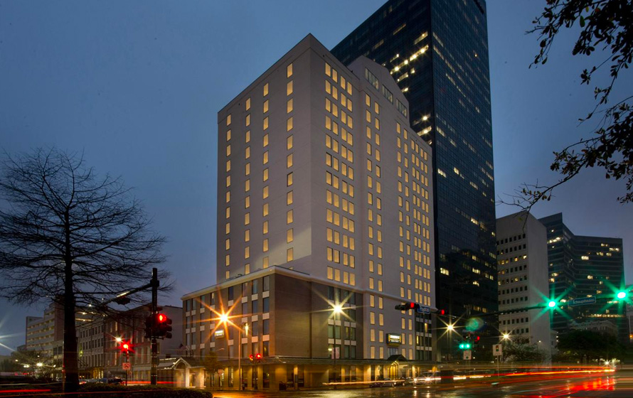 Hotel Poydras(旧Staybridge Suites New Orleans French Quater/Downtown) ホテル イメージ