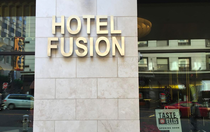 Hotel Fusion, a C-Two Hotel ホテル イメージ