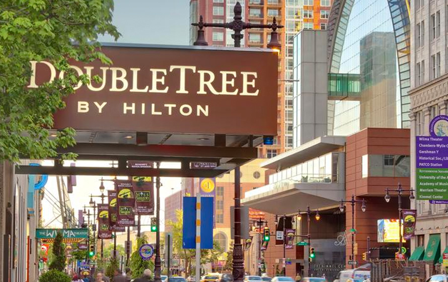 Doubletree by Hilton Philadelphia Center City ホテル イメージ