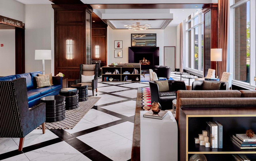 Home2 Suites By Hilton Chicago McCormick Place ホテル イメージ