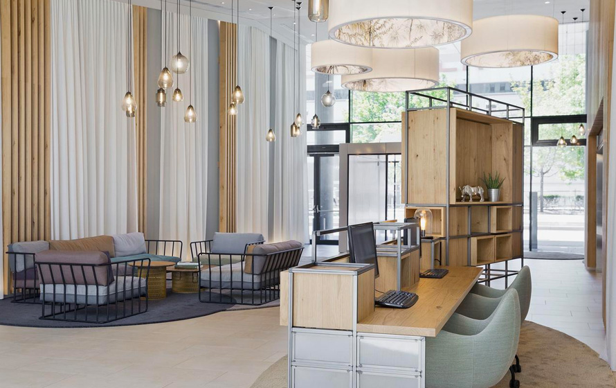 Courtyard by Marriott Vienna Prater/Messe ホテル イメージ