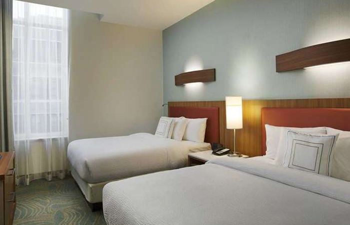 Springhill Suites Houston ホテル イメージ