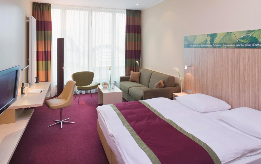 Movenpick Hotel Frankfurt City ホテル イメージ