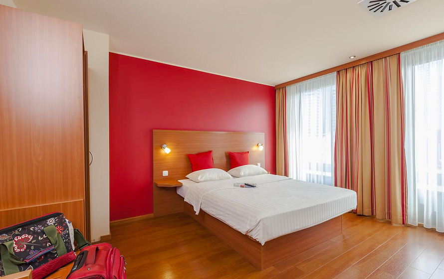 Star Inn Hotel Frankfurt Centrum by Comfort ホテル イメージ